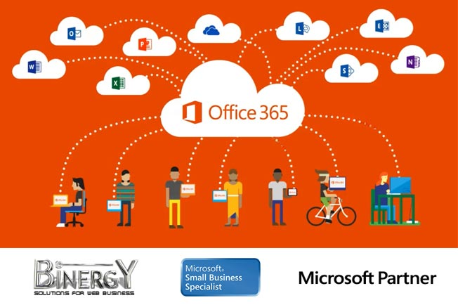 Binergy Microsoft Office 365